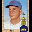 2016 Topps Baseball Series 2  Berger's Best  #BB2-1968  Tom Seaver