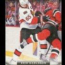 2015-16 Upper Deck Hockey Series 1 UD Canvas  #C63  Erik Karlsson