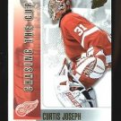 2002-03 Pacific Hockey Quest for the Cup Chasing the Cup  #6  Curtis Joseph
