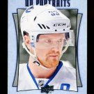 2016-17 Upper Deck Hockey Series 1 UD Portraits  #P-29  Henrik Sedin
