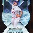 2016 Topps Stadium Club Baseball  Triumvirate Luminescent #T-108 Adam Wainwright