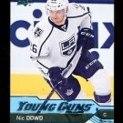 2016-17 Upper Deck Hockey Series 1 YOUNG GUNS  #247  Nic Dowd