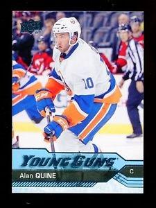 2016-17 Upper Deck Hockey Series 1 YOUNG GUNS  #208  Alan Quine
