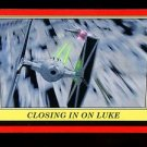 2016 Topps Star Wars Rogue One Mission Briefing  #58  Closing in on Luke