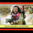 2016 Topps Star Wars Rogue One Mission Briefing  #109  Baze Malbus Attacks!