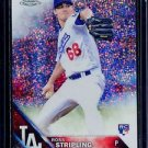 2016 Topps Baseball Chrome Update Target  #HMT21  Ross Stripling