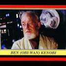 2016 Topps Star Wars Rogue One Mission Briefing  #97  Ben Obi Wan Kenobi