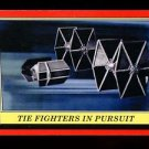 2016 Topps Star Wars Rogue One Mission Briefing  #63  Fighters in Pursuit