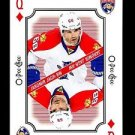 2016-17 OPC O-Pee-Chee Hockey  Playing Card  Queen of Diamonds  Jaromir Jagr