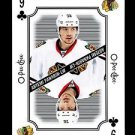 2016-17 OPC O-Pee-Chee Hockey  Playing Card  9 of Clubs  Artemi Panarin