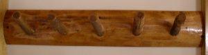 Timber Coat Racks