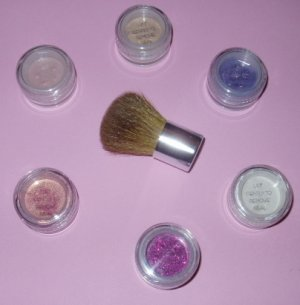 Mini Diva Mineral Makeup Kit