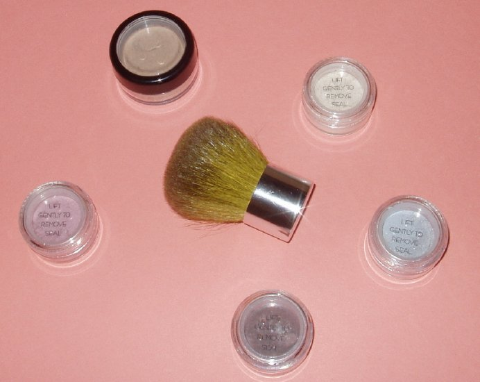 Full Mineral Makeup Set