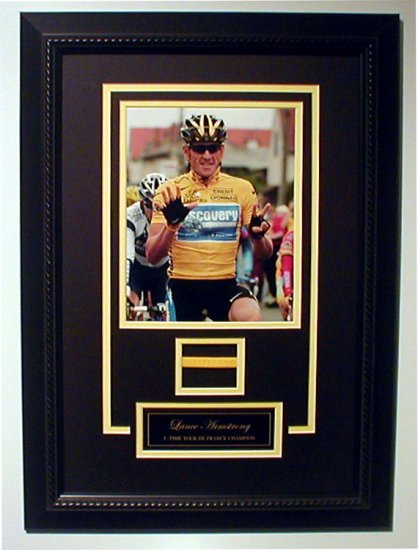 LANCE ARMSTRONG LIVESTRONG COLLAGE