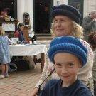 Handmade Woolen Hats, Pleated