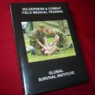 G2  WILDERNESS & COMBAT FIELD MEDICAL TRAINING- KNIFE &BULLET WOUNDS- FIRST AID