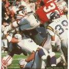 1992  Pro Set   Gold MVP Insert  # 10  Leonard Russell