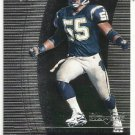 1999  UD  Black Diamond  # 90  Junior Seau   HOF'er