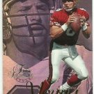 1997  Fleer Show Case   Row 2 Seat 14   Steve Young   HOF'er