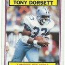 1983  Topps     Record Breakers   # 2   Tony Dorsett