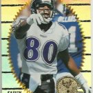 1996    Pinnacle Summit  Silver Foil Parallel  Refractor # 86   Calvin Williams