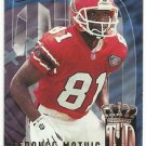 1995   Fleer Ultra   Touchdown Kings Insert     # 2   Terance Mathis