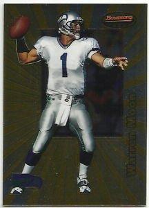 1998   Bowman's Best   # 36   Warren Moon