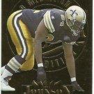1995   Fleer Ultra  Gold Medallion  #  214   Joe Johnson