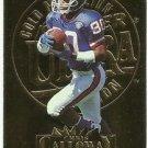 1995   Fleer Ultra  Gold Medallion  #  223   Chris Calloway