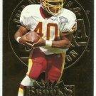 1995   Fleer Ultra  Gold Medallion  #  335   Reggie Brooks