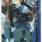 1995  Collector's Edge  Excalibur  # 63  Junior Seau   HOF'er