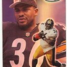 1999   Topps Gold Label   # 8  Jerome Bettis   HOF'er