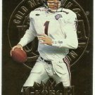 1995   Fleer Ultra  Gold Medallion  #  15   Jeff George