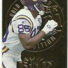 1995   Fleer Ultra  Gold Medallion  #  192   Jake Reed