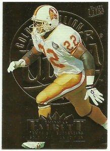 1995   Fleer Ultra  Gold Medallion  #  326   Thomas Everett