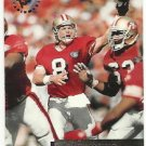 1995   Topps Stadium Club   # 1  Steve Young