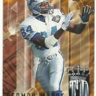 1995   Fleer Ultra   Touchdown Kings Insert     # 4    Herman Moore