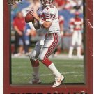 1992  Fleer Ultra    Performance Highlights Insert    # 3  Chris Miller