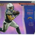 2014   Topps Finest  Fantasy's Finest Insert  Refractor # FF-DW  Danny Woodhead