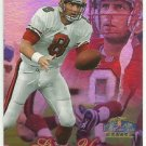 1998   Flair Showcase   Style   Seat 17 / Row 2 / Sec2   Steve Young
