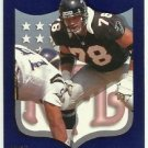 1992  Fleer   All Pro  Insert  # 2  Mike Kenn