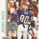 1993   Pro Set   # 418   Jerry Rice