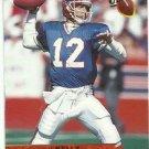 1993  Fleer Ultra  # 26   Jim Kelly   HOF'er