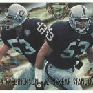 1995   Fleer Ultra    2nd Year Standouts Insert    # 7   Rob Fredrickson