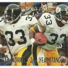 1995   Fleer Ultra    2nd Year Standouts Insert    # 9   Bam Morris