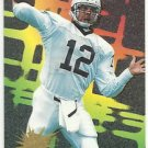 1995   Fleer    Prospects  Insert      # 6    Kerry Collins    RC!