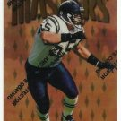 1997  Topps Finest   #  60    Junior Seau   HOF'er