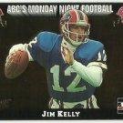 1993   Action Packed  MNF  # 36   Jim Kelly   HOF'er