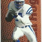 1996  Action Packed  Ball Hog Insert   # 5   Marshall Faulk   HOF'er
