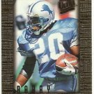 1996  Fleer Ultra  Sensations  Gold    # 36   Barry Sanders